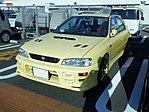 Subaru IMPREZA SPORTWAGON WRX STi Version VI (GF-GF8) front.jpg