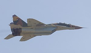 Sudanese Air Force - Sudanese Air Force MiG-29