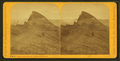 Sugar Loaf, Winona, on Mississippi river, by Zimmerman, Charles A., 1844-1909.png