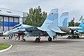 Sukhoi Su-30SM '71 red' (36692158830).jpg