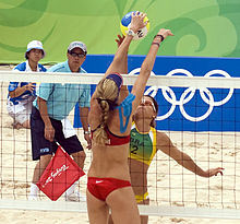 Summer Olympics beach volleyball, 2008.jpg
