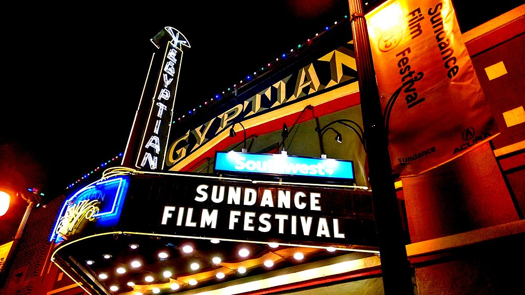 This week's most pressing question: If money/time weren't an obstacle, would you rather go to Davos or Sundance? Travis Wise,Sundance Film Festival,CC BY 2.0