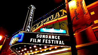 Sundance Film Festival annual film festival held in Park City, Utah, USA