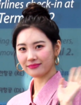 Sunmi at Incheon Airport on April 11, 2019 (1).png