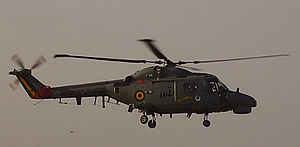 Brazilian Naval Aviation - Image: Super Lynx MB