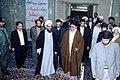Supreme Leader Ali Khamenei in Shah Abdol Azim Mosque (2).jpg