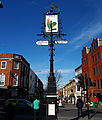 Sutton, Surrey, Greater London - Pub sign in town centre historic crossroads (2).jpg