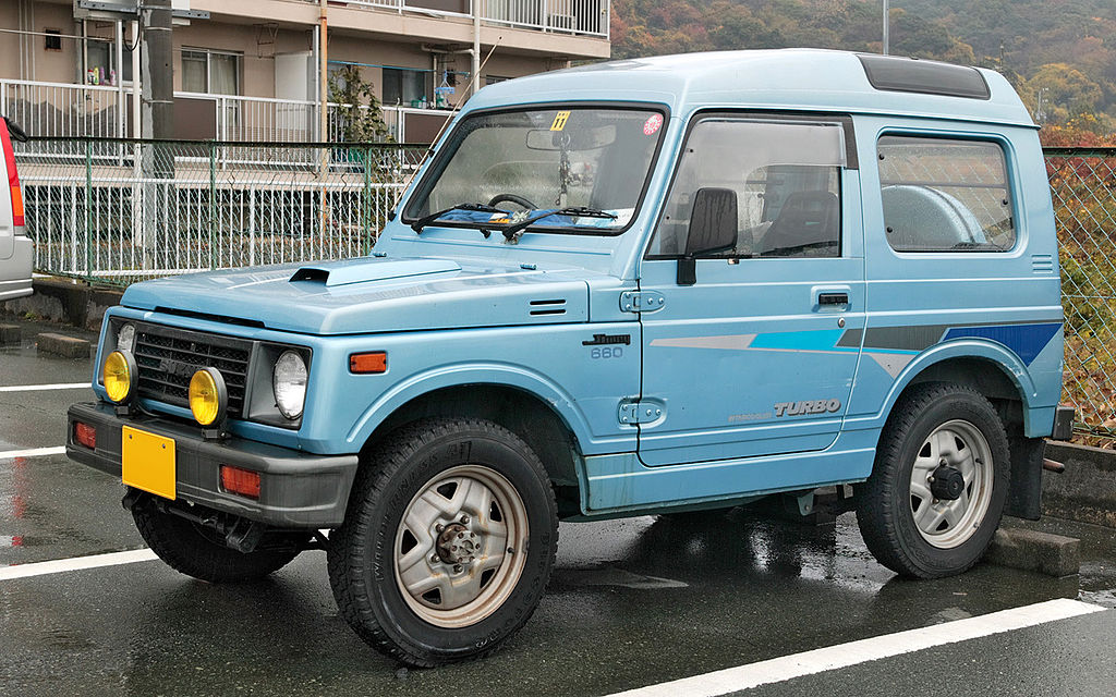 Speed Suzuki Samurai Transmission