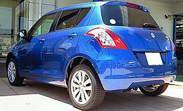 Suzuki Swift XL-DJE 4WD Rear.jpg