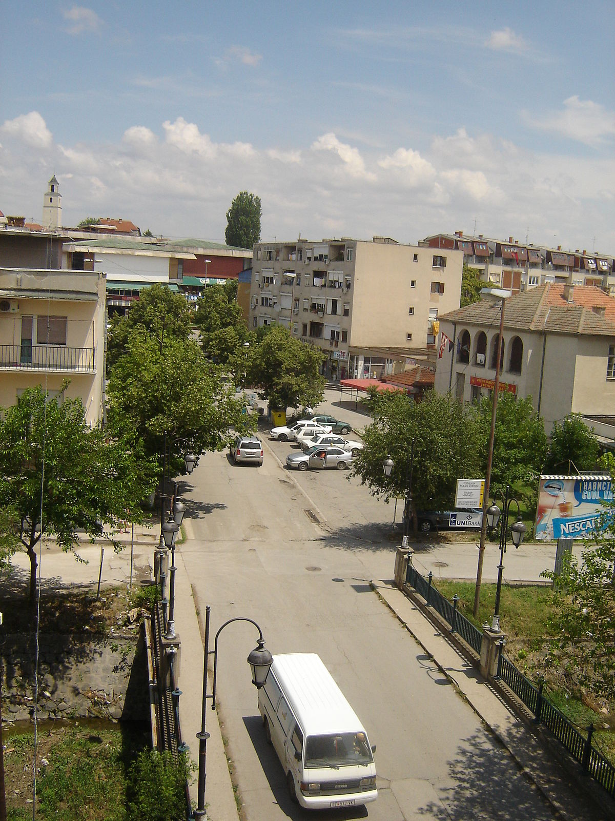 Probistip macedonia