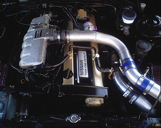 Nissan RB engine - RB20DET swap into a Nissan 240SX