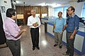 Swapan Kumar Roy Talks With NCSM Officers - NCSM - Kolkata 2016-08-22 6041.JPG