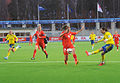 Sweden - Switzerland, 5 April 2015 (16860732948).jpg
