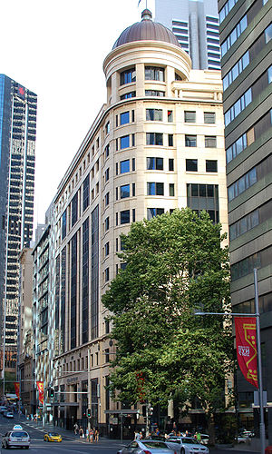 Australian Securities Exchange - Sydney Exchange Square