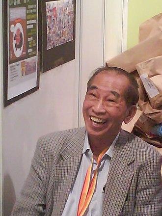 Szeto Wah - Szeto Wah in 2007.