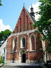 Kościół św. Władysławaw Szydłowie