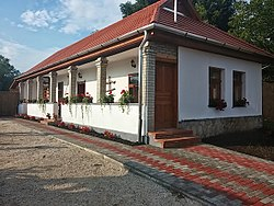 Tájház, Szente, Árpád út - panoramio.jpg