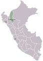 TANS Flight 222 map.png