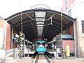 TKK Sangen-Jaya station Setagaya-Line 2.JPG