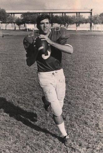 Tommy Kramer - Kramer at San Antonio Lee High School