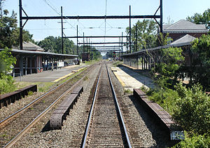 West Trenton Line (SEPTA) - West Trenton station