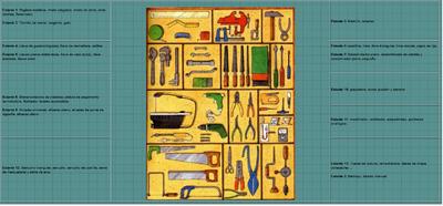 Ergonom a wikipedia la enciclopedia libre - Tablero de herramientas ...