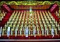 Taipeh Guandu Temple Halle der 1000 Buddhas 5.jpg