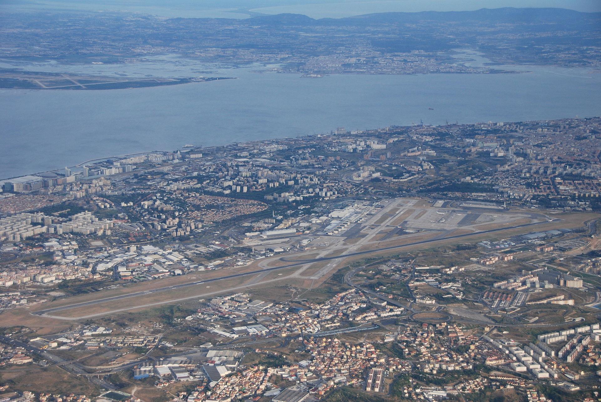 Aeroporto Lisbona : Aeroporto di lisbona wikipedia