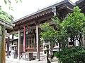 Tamonin (Heguri, Nara) hondo.jpg