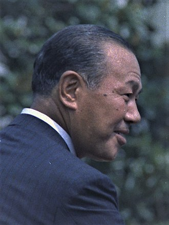 Malari incident - The incident started with a visit by Japanese Prime Minister Kakuei Tanaka.