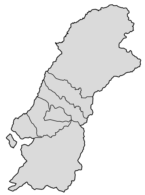 Taoyuan villages.svg