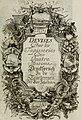 Tapisseries du Roy, ou sont representez les quatre elemens et les quatre saisons; avec les devises qui les accompagnent et leur explication - Königliche französische Tapezereyen, oder überaus schöne (14743789114).jpg