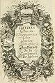 Tapisseries du roy, ou sont representez les quatre elemens et les quatre saisons - avec les devises qvi les accompagnent and leur explication - Königliche französische Tapezereyen, oder überauss (14765923003).jpg