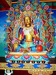 Tara statue near Kulu