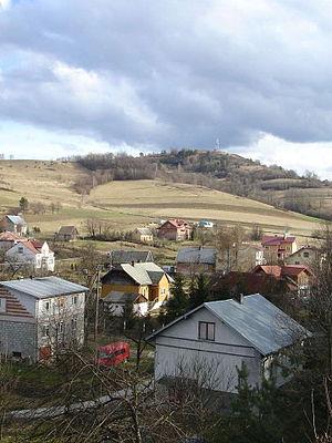 Tarnawa Dolna - General view