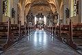Tarvisio Piazza Unitá Chiesa dei SS Pietro e Paolo Apostoli interiore 26062015 5436.jpg