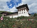 Tashichho Dzong Fortress in Thimphu during LGFC - Bhutan 2019 (118).jpg