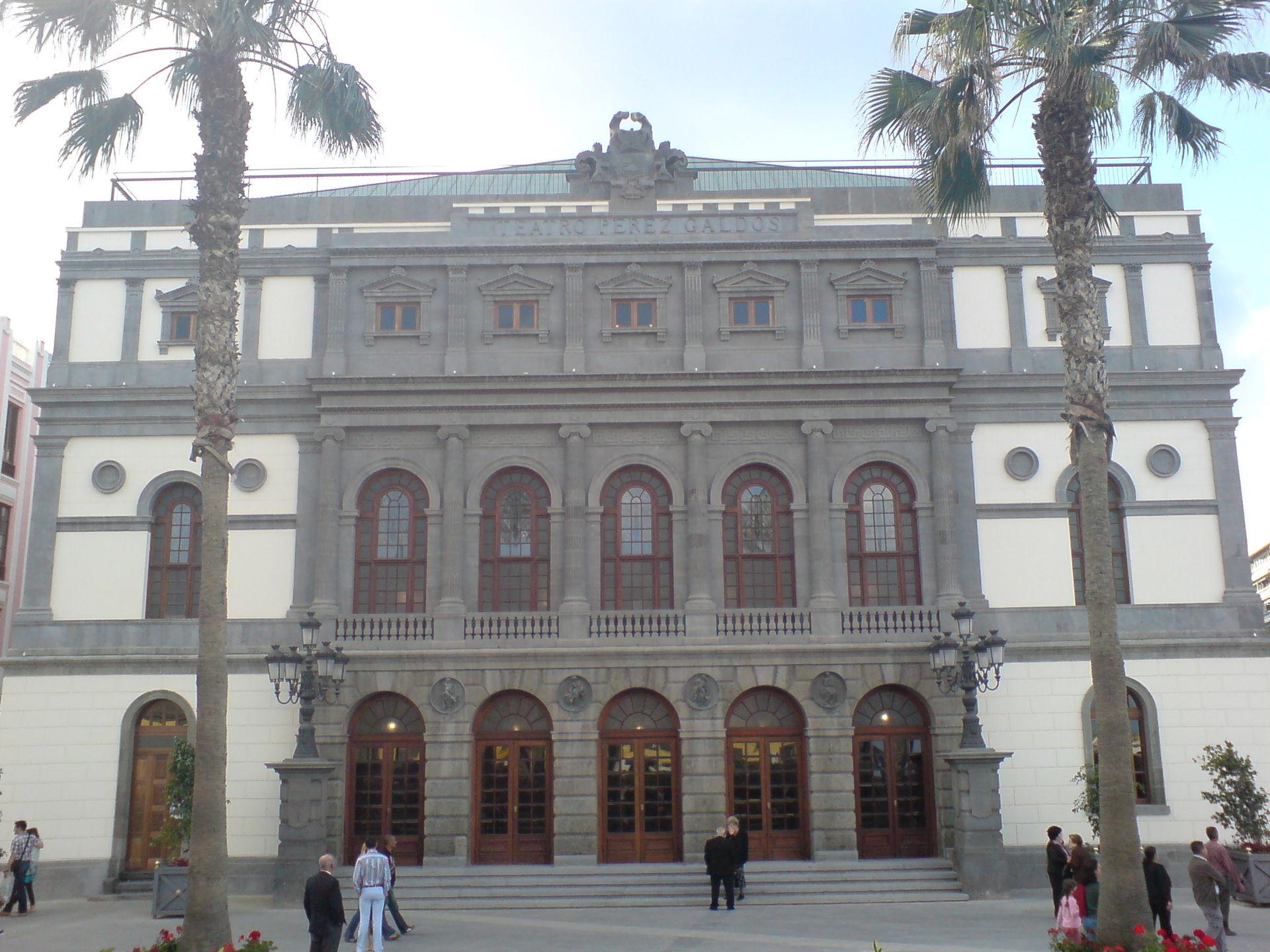 Las palmas de gran canaria wikipedia for Arquitectura las palmas