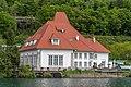 Techelsberg Saag 15 Forstsee-Kraftwerk SW-Ansicht 06052019 6719.jpg