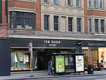 e7aefc9b7 Ted Baker - Wikipedia
