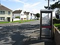 Telephone Box At Observatory Hall - geograph.org.uk - 1416868.jpg