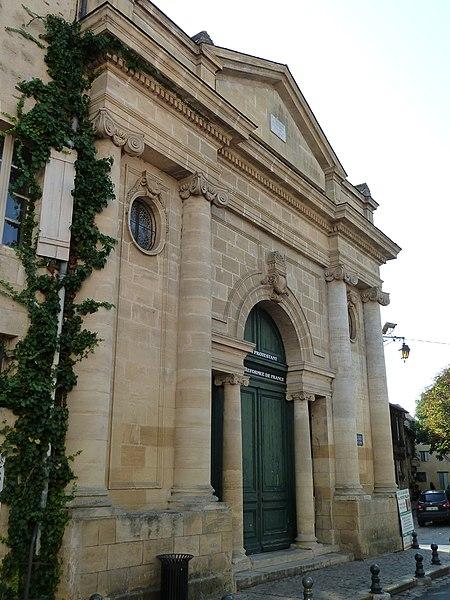 Temple protestant de Bergerac
