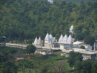 Madhya Pradesh State in central India