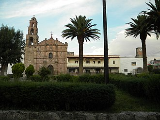 Aculco - Saint Jerome Church