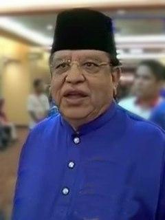 Tengku Adnan Tengku Mansor Malaysian politician
