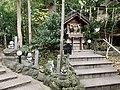 Tenso Jinja Shrine, Kameido, Fukurokuju.jpg