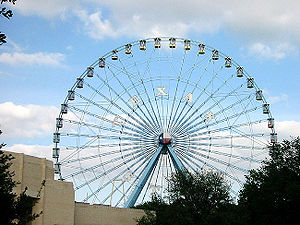 The Texas Star, North America's largest Ferris...