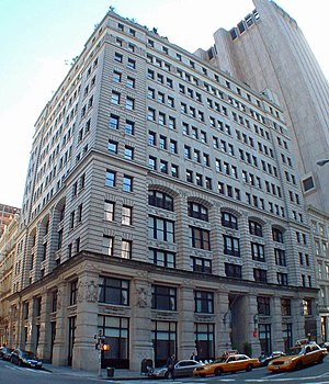 Tribeca - Textile Building (1901) in the Tribeca Historic District