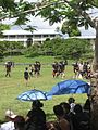 Tge big game - rugby - played in the heat of early afternoon - panoramio.jpg