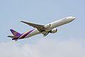 Thai Airways, Boeing 777-300ER, HS-TKQ - NRT.jpg